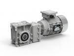 Коническо-цилиндрические мотор-редукторы серии CMB