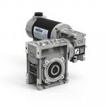 Двухступенчатые мотор-редукторы серии ECMM