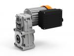 Цилиндрические мотор-редукторы с параллельными валами серии KFT
