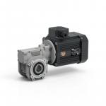 Мотор-редукторы мини с двигателями переменного тока с защитой IP 66