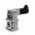 Цилиндрический мотор-редуктор с параллельными валами BLFT.