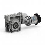 Цилиндро-червячные мотор-редукторы серии NDCMP.