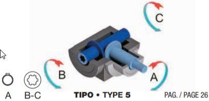 схема тип 5.