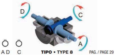схема тип 8.