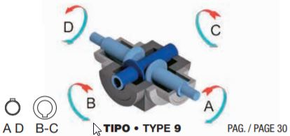 схема тип 9.