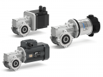 Компактные мотор-редукторы с ферритовыми ЕС и неодимовыми ND двигателями