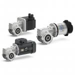 Компактные мотор-редукторы с двигателями постоянного тока серии MINITECNO